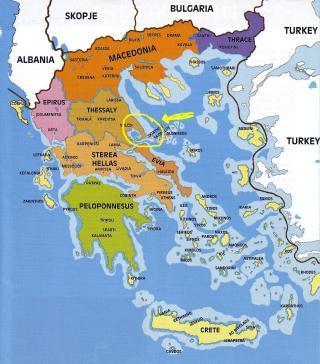 pilion karte griechenland Panagiotis Pilion Hellas